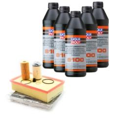 MQB EA888 Full Service Kit w/ DSG Service Parts & Fluid