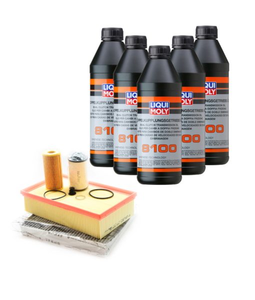Full DSG Service Parts and Fluid