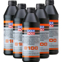 Liqui-Moly DSG Transmission Oil 8100 – Five Pack