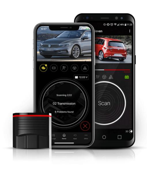 OBDeleven V2 Pro Pack - Audi, Skoda & Volkswagen Diagnostics
