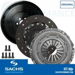"""SACHS Performance Clutch Kit """"Street"""" Kit w/ SMF 530+Nm – Audi 8V S3 / TT / TTS / VW MK7 Golf GTI / R"""