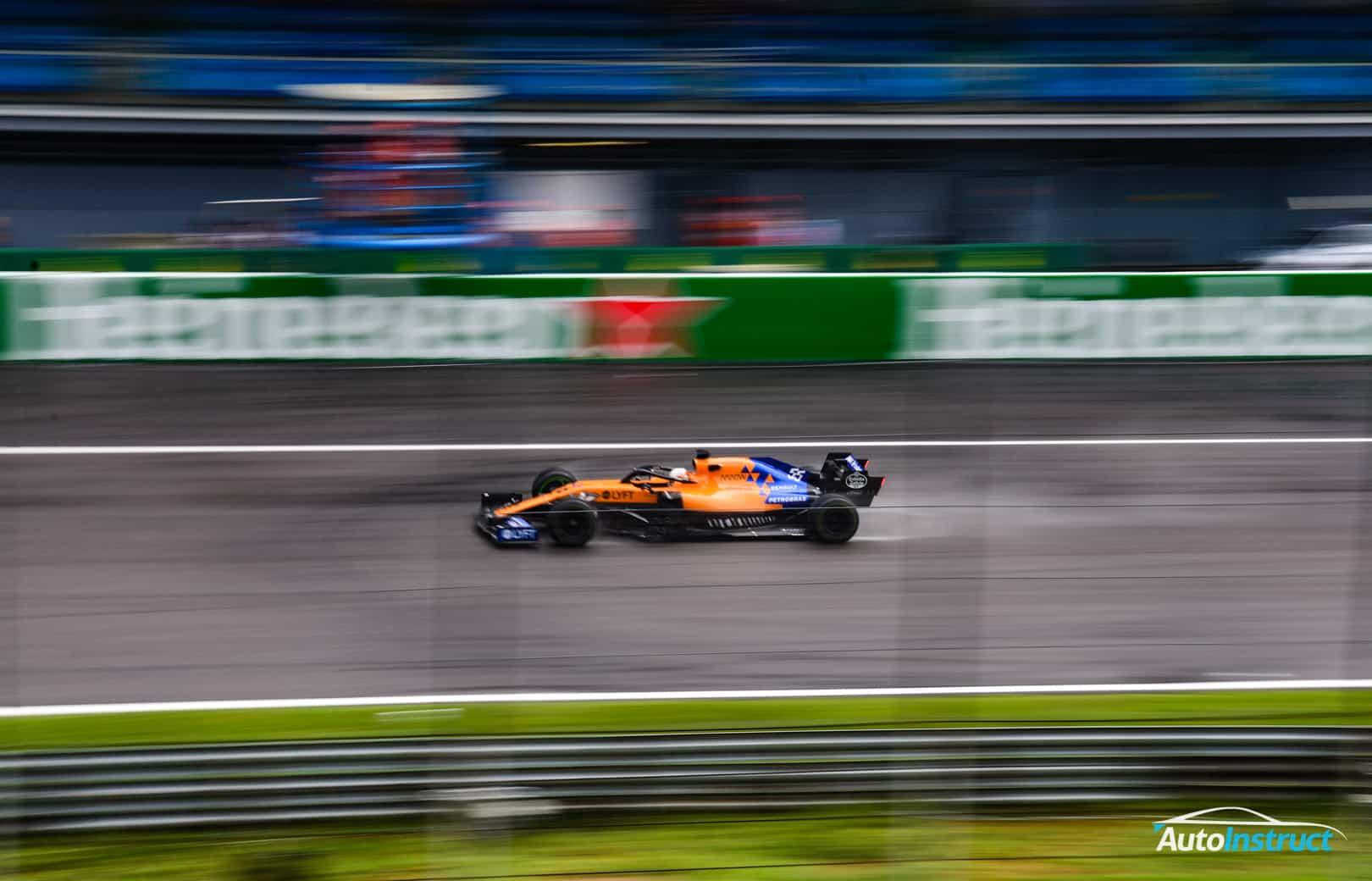 Carlos Sainz Qualifying