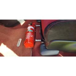 KAP Industries Fire Extinguisher Bracket – Honda Civic FN2 Type R