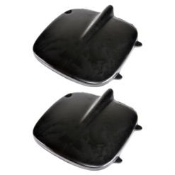 STI Style Fog Light Covers – Subaru GC8 Impreza WRX MY99 – 00