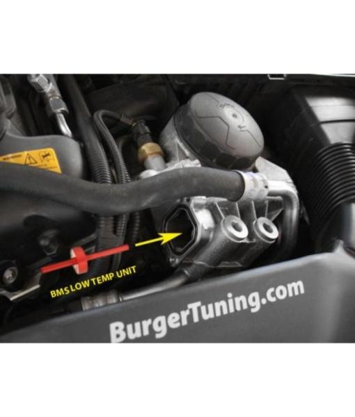 Burger Motorsports BMW Sport Oil Cooler Valve
