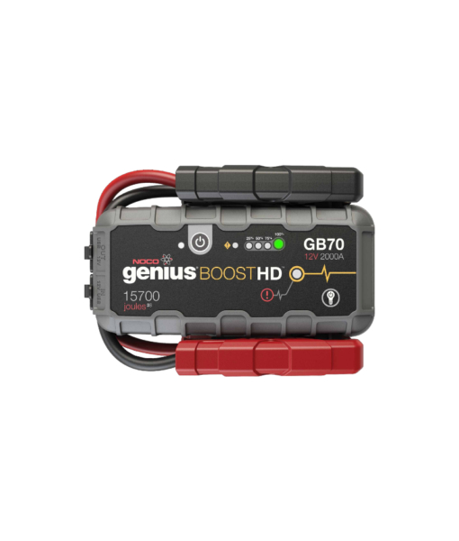 Noco GB70 Ultrasafe Lithium Battery Charger