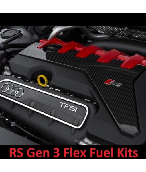 Fuel-It! - Audi 8V RS3 / TTRS Bluetooth Flex Fuel Kit