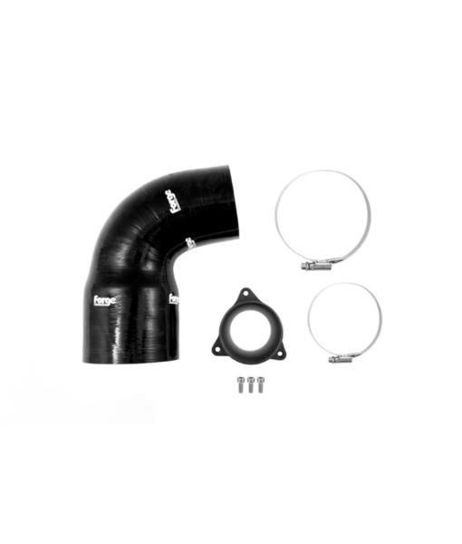 Forge Motorsport Turbo Inlet Adapter for Hyundai i30N - Black