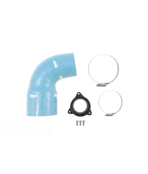 Forge Motorsport Turbo Inlet Adapter for Hyundai i30N - Performance Blue