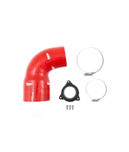 Forge Motorsport Turbo Inlet Adapter for Hyundai i30N -Red