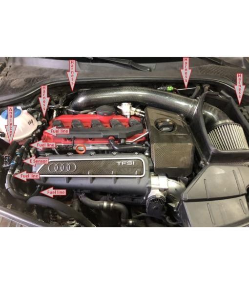 Fuel-It! - Audi 8P RS3 / TTRS Bluetooth Flex Fuel Kit
