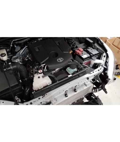 TerraTuff Front Mount Intercooler Kit - Toyota Hilux N80 4
