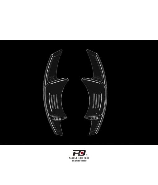 Leyo Motorsport MK7 MK7.5 GTI/R Clear Paddle Shift Ext. (Gen.2)