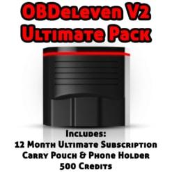 OBDeleven V2 Ultimate Pack – Audi, Skoda & Volkswagen Diagnostics