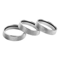 Leyo Motorsport Billet Aluminum Control Knobs (3 Piece)