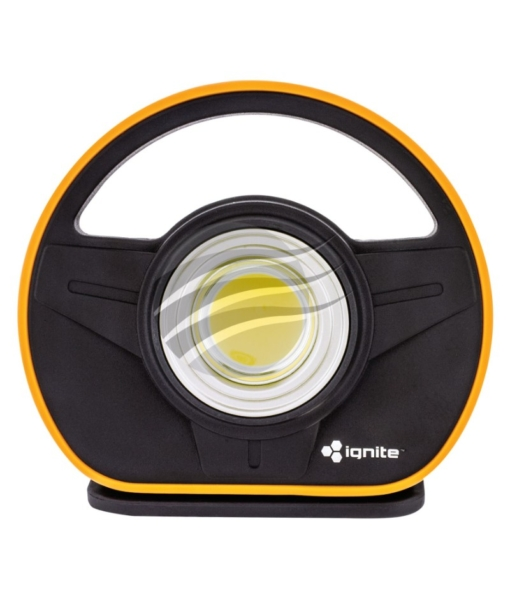 Ignite 10W LED Work Lamp with Bonnet Mount
