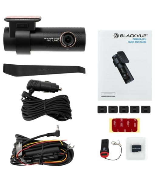 BlackVue DR900X-1CH Dashcam