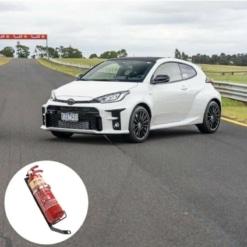 KAP Industries Fire Extinguisher Bracket – Toyota Yaris GR