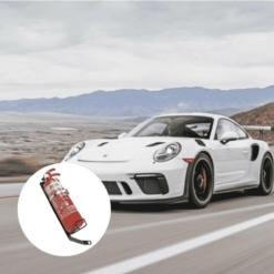 KAP Industries Fire Extinguisher Bracket – Porsche