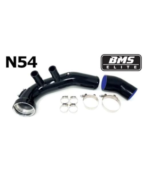 Burger Motorsports - Elite N54 Aluminium Charge Pipe