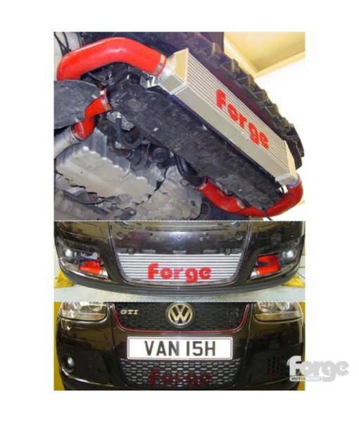 Forge Motorsport Twintercooler - MK5 GTI - Shop